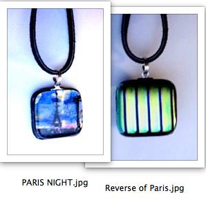 Paris Reversible $25